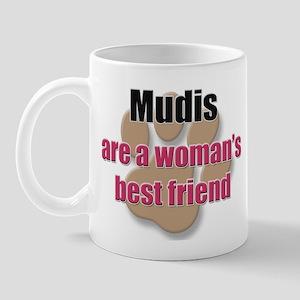 Mudis woman's best friend Mug