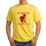 My Hatchling... Yellow T-Shirt