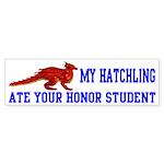 My Hatchling... Bumper Sticker (10 pk)