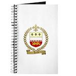 TERRIO Family Crest Journal