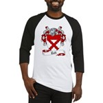 Tait Family Crest Baseball Jersey