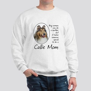 Collie Mom Sweatshirt