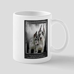 Friendship :: Great Danes Mug