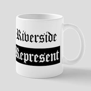 Riverside - Represent Mug