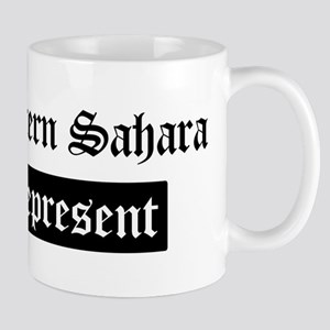 Western Sahara - Represent Mug