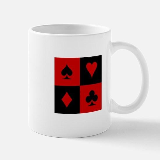 Card Player Mug