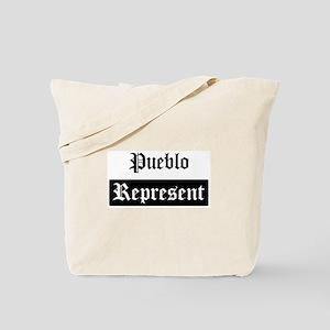 Pueblo - Represent Tote Bag