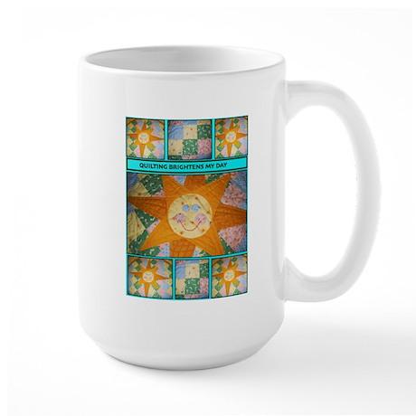 Sunshine Susan Large Mug