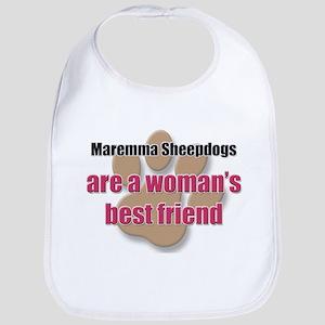 Maremma Sheepdogs woman's best friend Bib