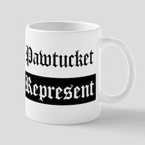 Pawtucket - Represent Mug