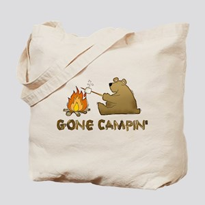 Gone Campin' Tote Bag