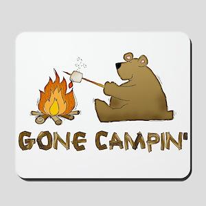 Gone Campin' Mousepad
