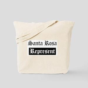 Santa Rosa - Represent Tote Bag