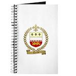 TERRIAU Family Crest Journal