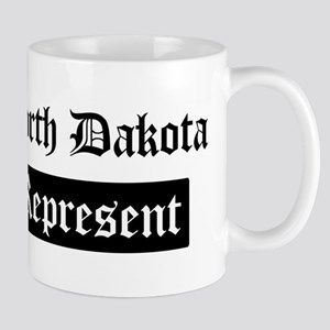 North Dakota - Represent Mug