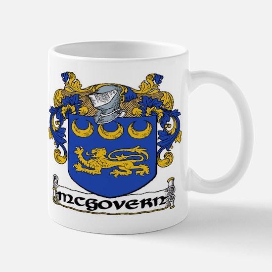 McGovern Coat of Arms Mug