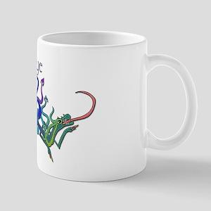 Skye's Celtic Dragons Name Mug