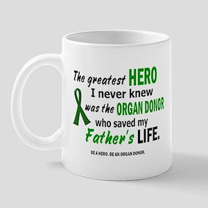 Hero I Never Knew 1 (Father) Mug