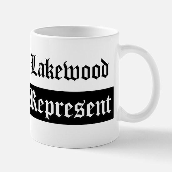 Lakewood - Represent Mug