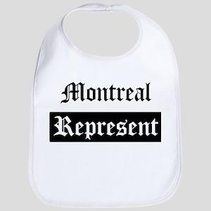 Montreal - Represent Bib