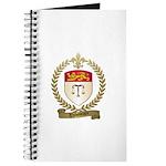 THIBODEAUX Family Crest Journal