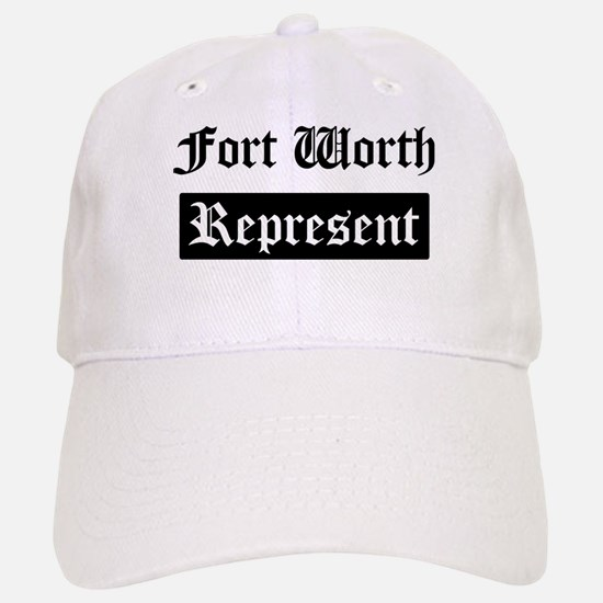 Fort Worth - Represent Baseball Baseball Cap