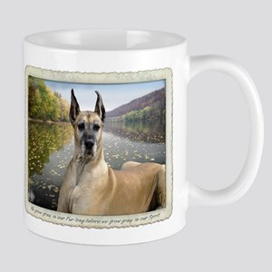Getting Older :: Great Dane Mug