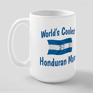 Coolest Honduran Mom Large Mug