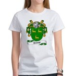Troup Family Crest Women's T-Shirt