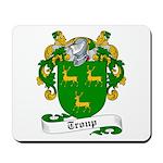 Troup Family Crest Mousepad