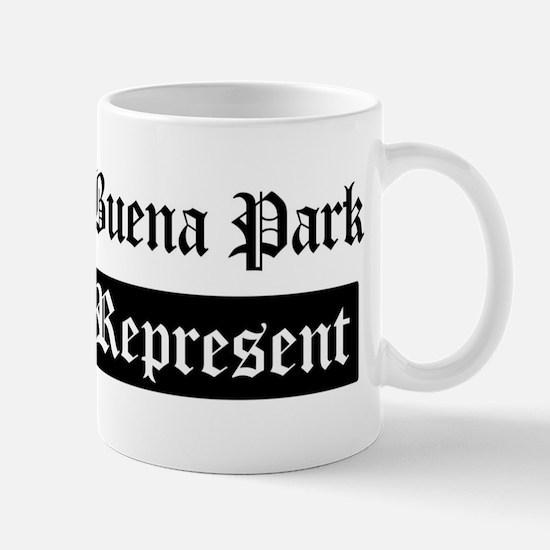 Buena Park - Represent Mug