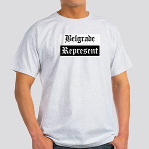 Belgrade - Represent Light T-Shirt