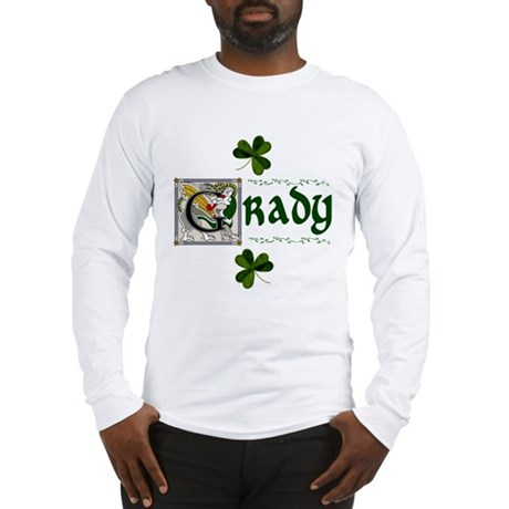 Grady Celtic Dragon Long Sleeve T-Shirt