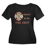 Fire Chief Property Women's Plus Size Scoop Neck D