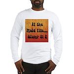 SlumpIt Long Sleeve T-Shirt