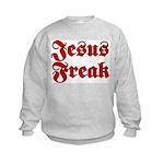 Jesus Freak Christian Kids Sweatshirt