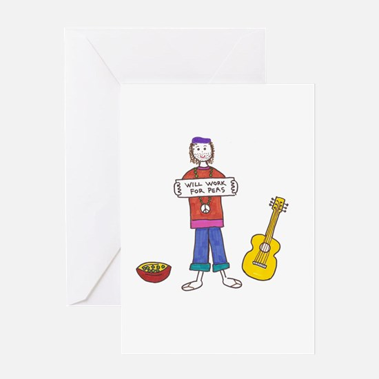 Cool Positive message Greeting Card