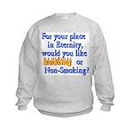 Eternity - Your Choice Kids Sweatshirt