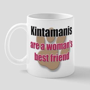 Kintamanis woman's best friend Mug