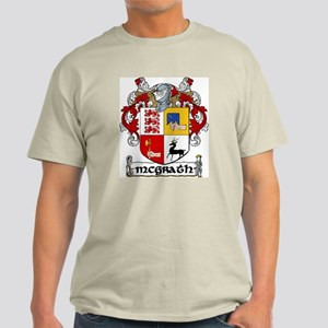 McGrath Coat of Arms Light T-Shirt