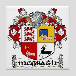 McGrath Coat of Arms Ceramic Tile
