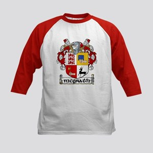 McGrath Coat of Arms Kids Baseball Jersey