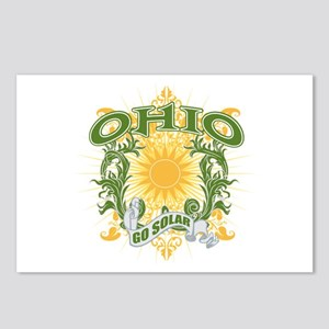 Go Solar Ohio Postcards (Package of 8)