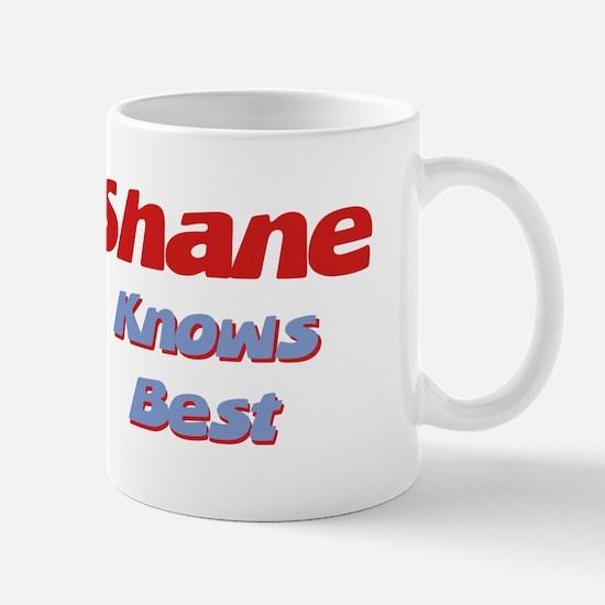 Shane Knows Best Mug