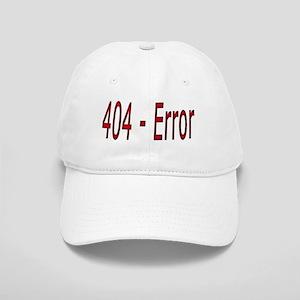 404 - Error Cap