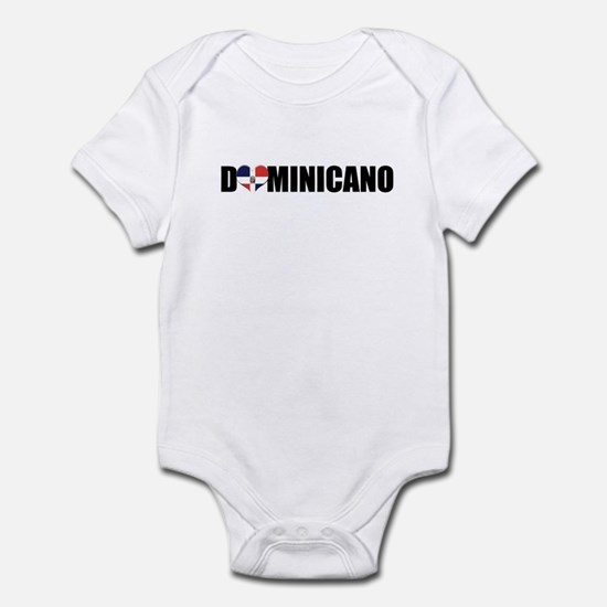 DOMINICANO Infant Bodysuit