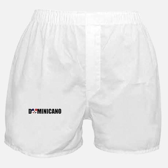 DOMINICANO Boxer Shorts