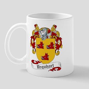Urquhart Family Crest Mug