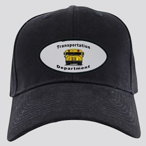 Transportation Department Black Cap