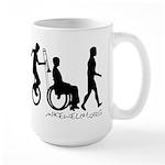 Mike Welch SuperFan Club Large Mug